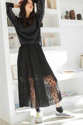 Jupe Laffy noire