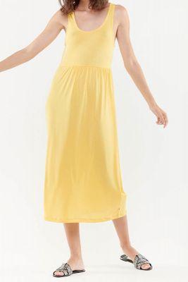 Robe Laly jaune