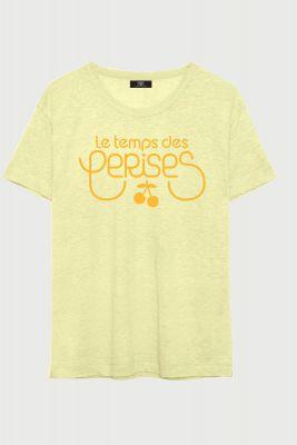T-Shirt Sumgi jaune