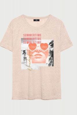 T-Shirt Wondergi beige