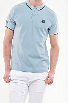 Polo Boris bleu