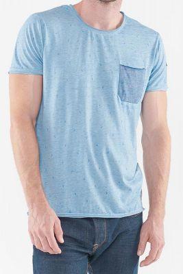 T-Shirt Breaz bleu