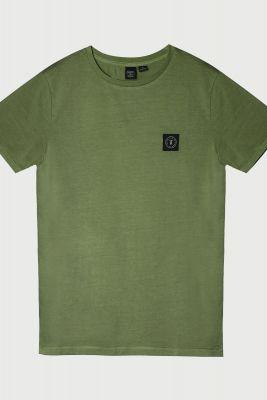 T-shirt Brown kaki