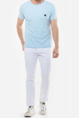 T-Shirt Gisal bleu