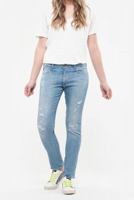 Lea stonewashed blue jeans 200/43 N°5