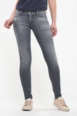 Jeans pulp slim Aida gris N°2