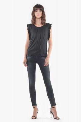 Doha pulp slim 7/8ème jeans bleu-noir N°1