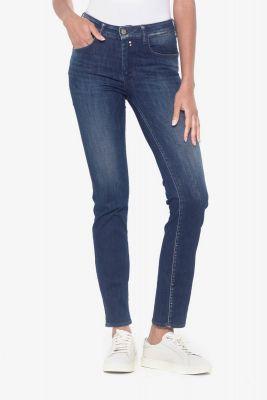 Pulp regular taille haute jeans bleu N°1