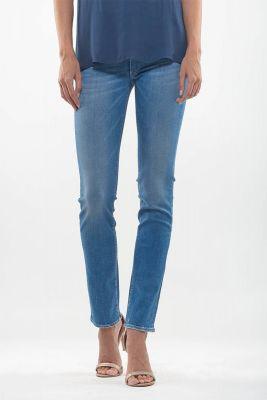 Jeans Pulp taille haute regular bleu N°3