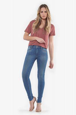 Pulp slim taille haute jeans bleu N°3