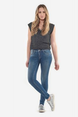 Roxy pulp slim jeans bleu N°2