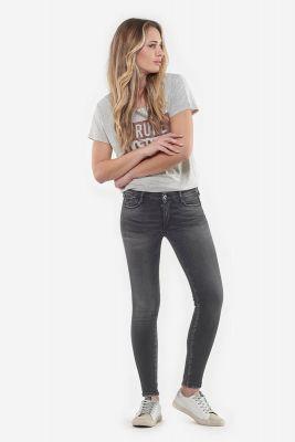 Ultra power skinny 7/8ème jeans gris N°1