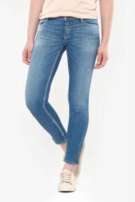 Jeans pulp slim 7/8ème Stal bleu N°4