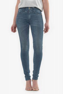 Blue Pulp High Slim Zina Jeans N°4