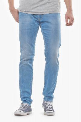 Stonewashed light blue jeans 700/11 JOGGC N°5