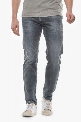 Stonewashed black 700/11 Jeans Roy N°2