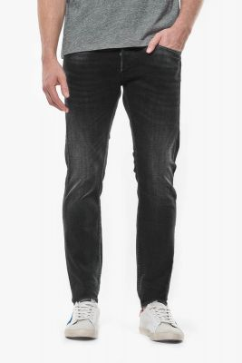 Tank 700/11 slim jeans L32 black N°1