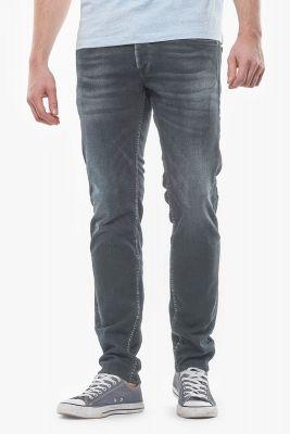 Well 700/11 slim jeans L32 bleu-noir N°1