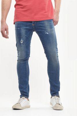 Jeans 900/15 Tapered Basic blue N°2