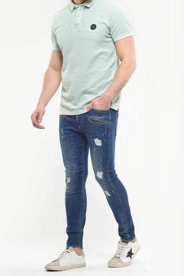 Blue Skinny Craft 900/15 Jeans N°2