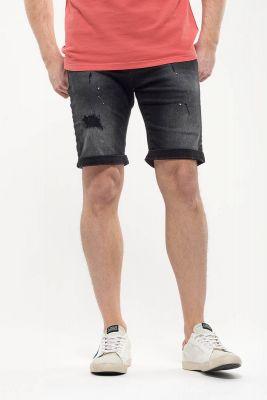 Jogg Blue black shorts Ed