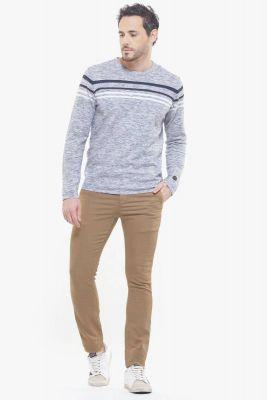 Pantalon chino Jogg Kurt camel