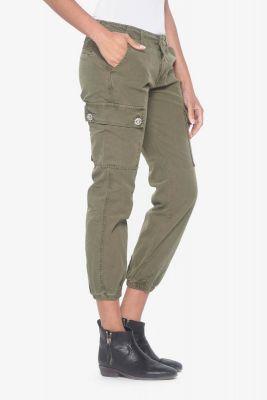 Pantalon cargo Dakota kaki