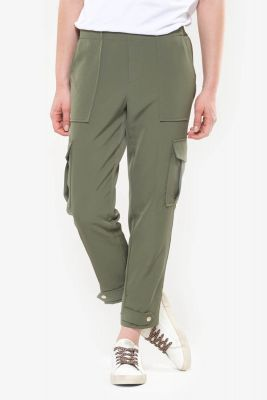 Pantalon Cargo Esmera kaki