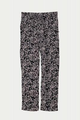 Pantalon droit Irisagi noir
