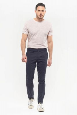 Pantalon Slim Anto marine