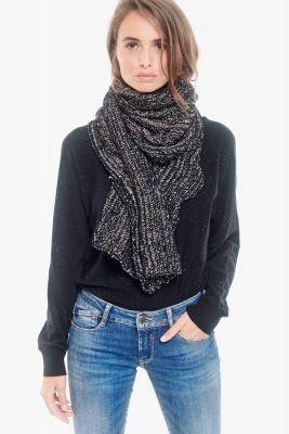 Black Ambrey scarf