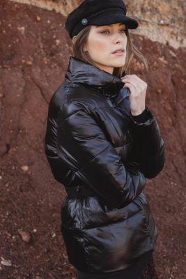 Doudoune Leonce noire