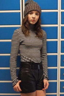 Striped Lisegi t-shirt