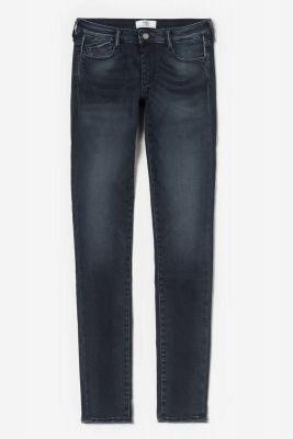 Jeans ultra power skinny bleu-noir N°2