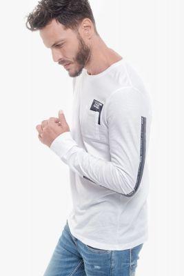 T-Shirt Berno blanc