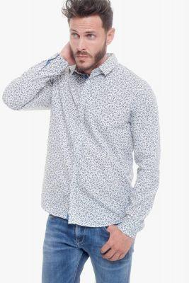 Chemise Dobra blanche