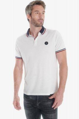 Kristol white polo shirt