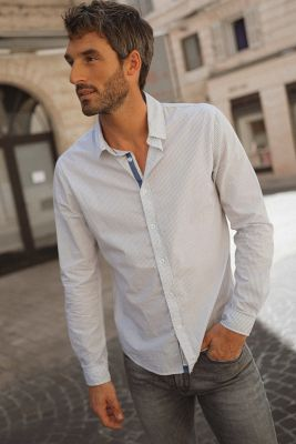 Chemise Selvor blanche