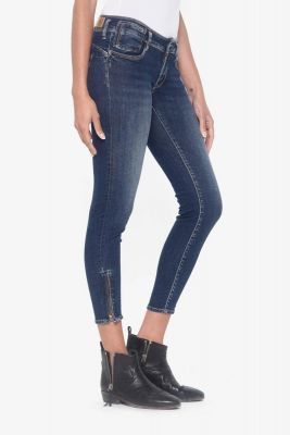 Lodge pulp slim 7/8ème jeans bleu N°2
