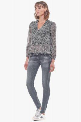 Pulp slim jeans gris N°2