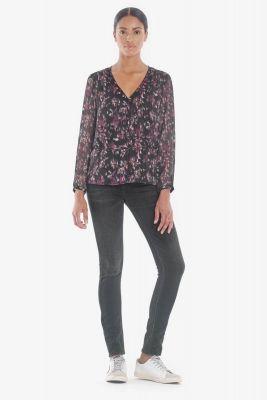 Pulp slim jeans noir N°1