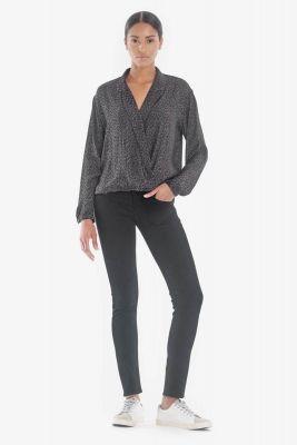 Pulp slim stay black jeans noir N°0