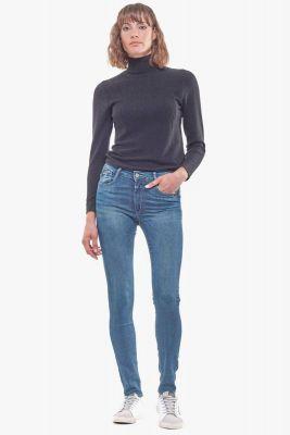 Pulp slim taille haute jeans bleu N°2