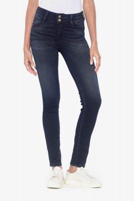 Ultra pulp slim taille haute jeans bleu N°1