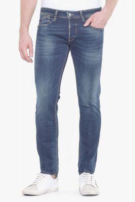 Basic 700/11 slim jeans L32 bleu N°1