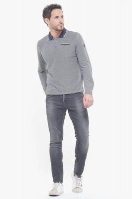 Jeans 700/11 slim Jogg gris N°1