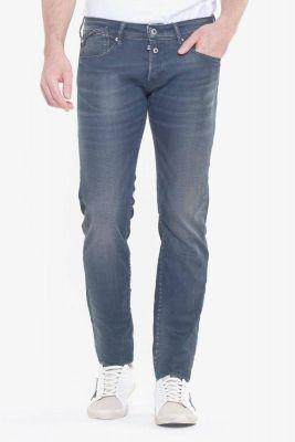 Perry 700/11 slim jeans bleu-noir N°3