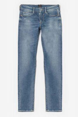 Jeans 100/09 slim Basic bleu N°4