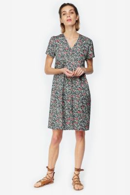 Robe Marissa à motif floral