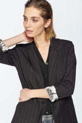 Veste blazer Titiane noire